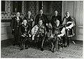 Gömbös Gyula kormánya az eskütételkor a miniszterelnökségen.jpg
