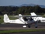 G-CIFZ Ikarus C42 (30249732456).jpg