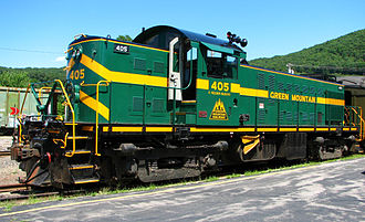 ALCO RS-1 - Image: GMRC405 8.5.06