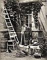 GM Eckert - NS, Innenhof mit Arbeitsgerät, Heidelberg 1866-68 (ZBm292).jpg