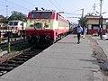 GZB based WAP-1 loco with (RNC-NDLS) Jharkhand Sampark Kranti Express.jpg