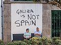 Galiza is not Spain. Santiago de Compostela. Galiza.jpg