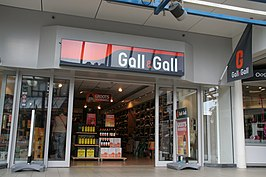 Gall & Gall-filiaal