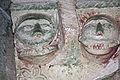 Gargilesse-Église Notre Dame-Culs de lampe 02-20120429.jpg