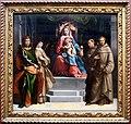 Garofalo, madonna col bambino e santi, 1517-18.jpg