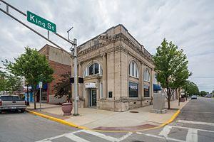 Garrett, Indiana - Image: Garrett, Indiana