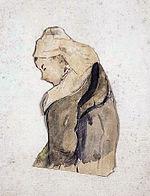 Gauguin - Bretonne de profil.jpg