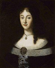 Portrait of Elżbieta Lubomirska née Denhoff.