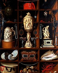 Collector's Cabinet of Curiosities