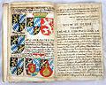 Georg Rüxner Turnierbuch Handschrift des 17. Jahrhunderts - Bild I.jpg