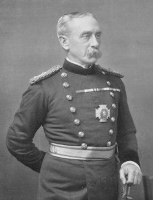 George Wolseley - Sir George Wolseley