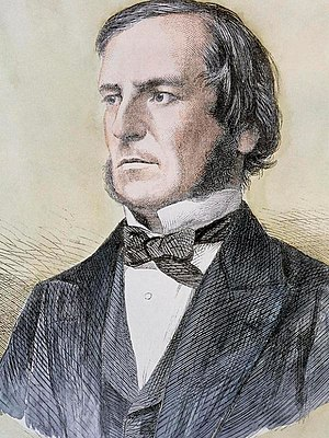 George Boole - Boole in about 1860