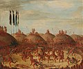 George Catlin - The Last Race, Mandan O-kee-pa Ceremony - Google Art Project.jpg