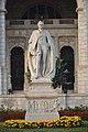 George Nathaniel Curzon - Marble Statue By Frederick William Pomeroy - Victoria Memorial Hall - Kolkata 2018-02-17 1304.JPG