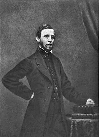 G. P. Putnam's Sons - Image: George Palmer Putnam 1