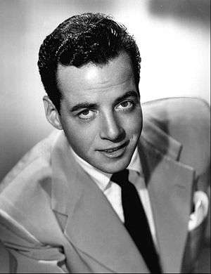 Gerald Mohr - Gerald Mohr in the CBS Radio series The Adventures of Philip Marlowe (1948–1951)