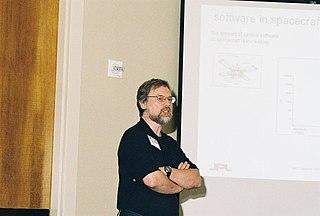 Gerard J. Holzmann Dutch computer scientist