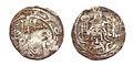 German States Aachen silver denar Friedrich II.jpg