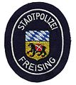 Germany - Stadt Polizei Freising (defunct 1970) (5411521760).jpg