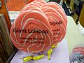 Giant lollipops, March 2010.jpg