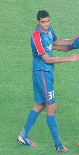 Giovanni Moreno Colombian footballer