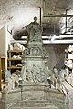 Gipsmodelle Wiener Historismus Hofburg-Keller 2015 Entwurf Maria-Theresia Denkmal.jpg