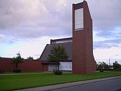 Gjesing Kirke (Esbjerg Kommune) - Wikipedia, den frie encyklopædi