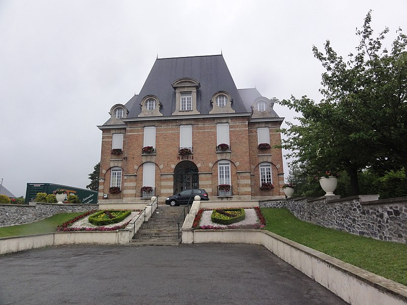 Glageon (Nord, Fr) mairie
