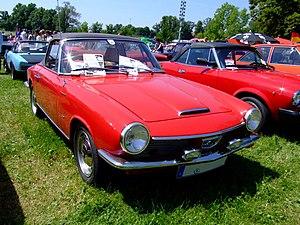 Glas - Glas 1700 GT Cabriolet, 1965