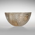 Glass bowl decorated with geometric patterns MET DP106998.jpg