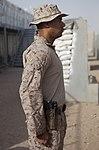 Glen Burnie, Md., Marine reaffirms oath in Afghanistan 130813-M-ZB219-475.jpg
