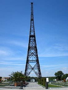 Glivice radio tower.JPG