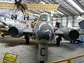 Gloster Meteor at Yorkshire Air Museum (5906037246).jpg