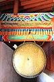 Gong w Głównej Świątyni w klasztorze Erdene Dzuu.jpg