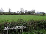 Gortnaclough Road It is in the townland of Drumard.