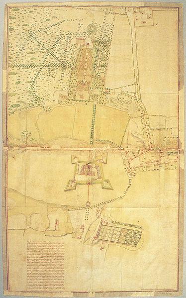 File:Gottorf map by Dallin 1707.jpg