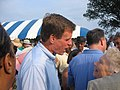Gov. Warner at Congressman Bobby Scott's Labor Day Picnic (235250468).jpg