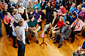 Governor of Florida Jeb Bush, Announcement Tour and Town Hall, Adams Opera House, Derry, New Hampshire by Michael Vadon 38.jpg