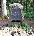 Grabstätte Darß (Mecklenburg-Vorpommern) Ferdinand von Raesfeld.jpg