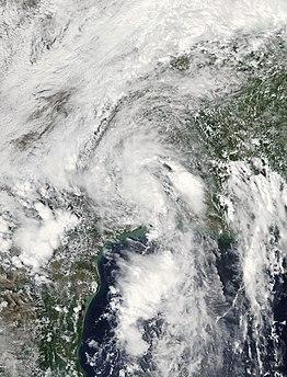 Tropical Storm Grace (2003) Atlantic tropical storm in 2003