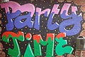 Graffiti Party Time 02.JPG