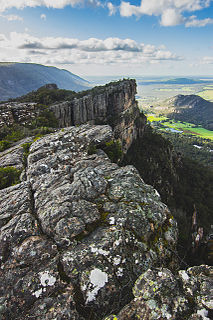Grampians National Park Protected area in Victoria, Australia
