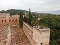 Granada, Alhambra, vista desde Torre de la Vela.jpg