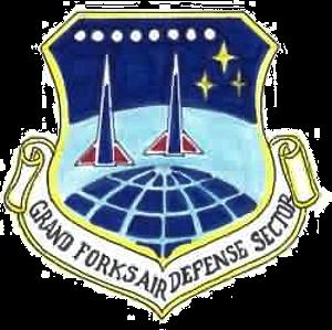 Grand Forks Air Defense Sector - Image: Grand Forks ads emblem