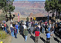 Grand Canyon National Park Reopening, October 12, 2013 - 2361 - Flickr - Grand Canyon NPS.jpg