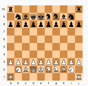Grand Chess By Freeling