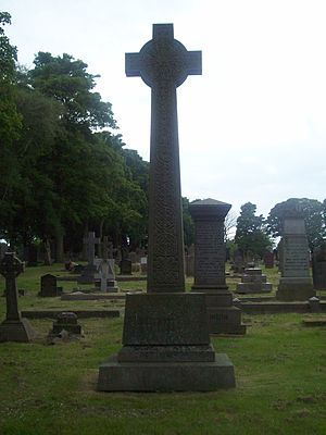 Theodore Doxford - The grave of Theodore and Margaret Doxford.