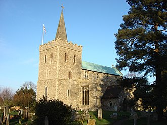 Great Bardfield - Image: Great Bardfield church of St Mary the Virgin
