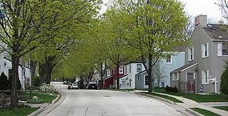 Greendale Historic District - Greendale Historic District