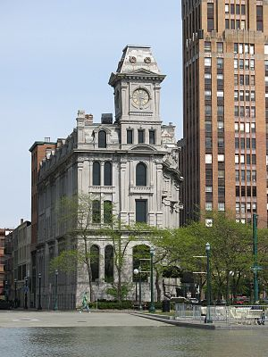Gridley Building - Image: Gridley Building Syracuse, NY